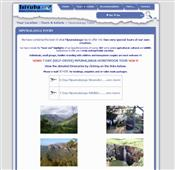 Isivuba Adventure Tours website