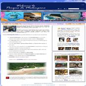 Parque de Malongane Holiday Resort is situated near Ponta Malongane in Southern Mozambique. They needed a makeover for their existing website in order to better reflect their stunning beach setting as well as the great diving on offer.