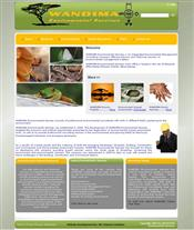 Wandima Environmental Services Website