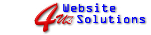 4uz Website Soltions Logo